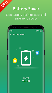 Fancy Cleaner Mini - Cleaner, Booster & Antivirus 2.1.3 APK + Мод (Unlimited money) за Android