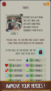 Dungeon Faster - Card Strategy Game