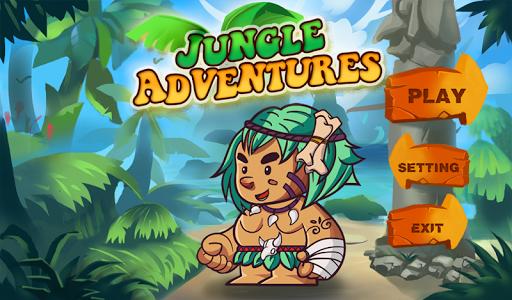 Super Jungle World Screenshot 1