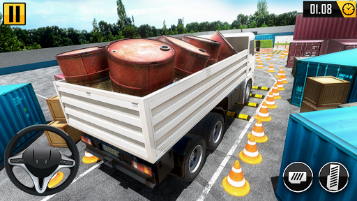 Big Truck Parking Simulation - Truck Games 2021 1.9 Screenshots 7