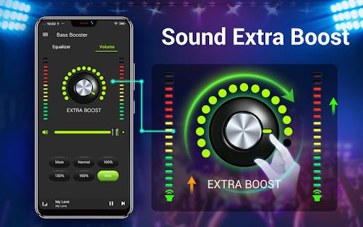 Equalizer -- Bass Booster & Volume EQ &Virtualizer 1.5.3 Screenshots 10