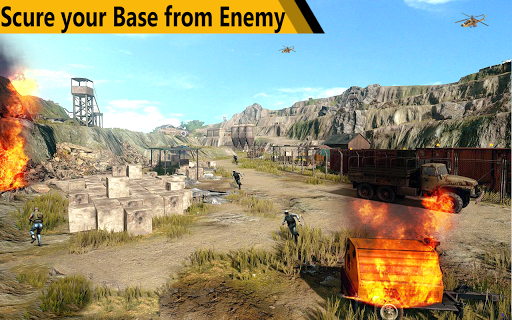 Critical Ops Secret Mission 2020 screenshots 15