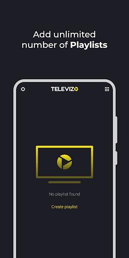 Televizo - IPTV player  Screenshots 1