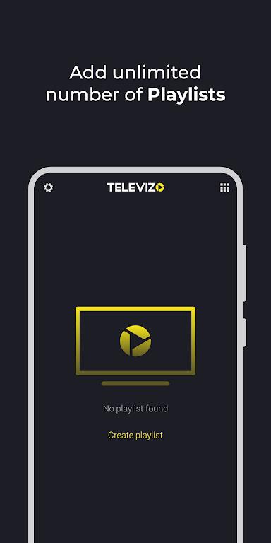 Televizo - IPTV player  poster 0