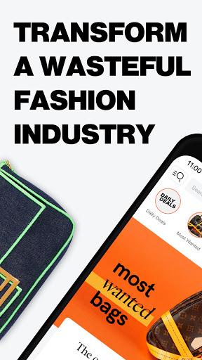 Vestiaire Collective: Preloved Fashion Marketplace  screenshots 1