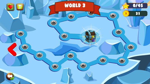 panda jungle adventure screenshot 1