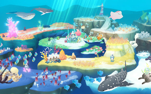 Abyssrium World: Tap Tap Fish android2mod screenshots 1