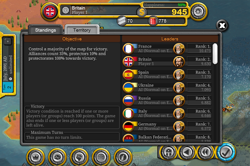 Demise of Nations  screenshots 7