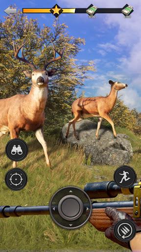 Deer hunter : Hunting clash - Hunt deer 2021 screenshots 1