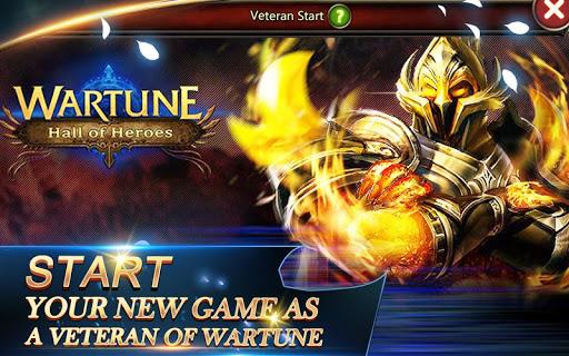 Wartune: Hall of Heroes 7.3.1 screenshots 3