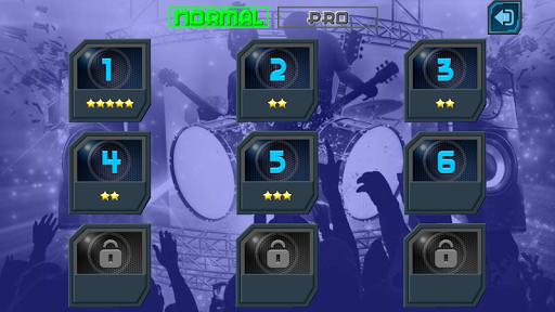 Drum Hero (rock music game, tiles style) 2.4.4 Pc-softi 4