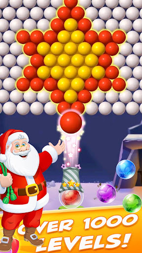 Christmas Bubble Pop 1.9.0 screenshots 4