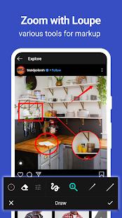Screen Master: Screenshot & Longshot, Photo Markup 1.8.0.4 Screenshots 4