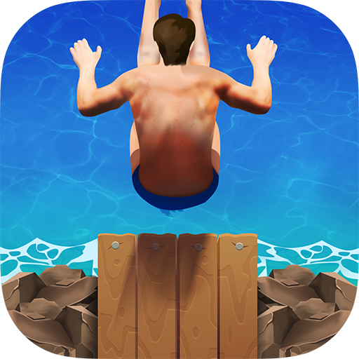 Cliff Diving 3D Free For PC Windows (7, 8, 10 and 10x) & Mac Computer