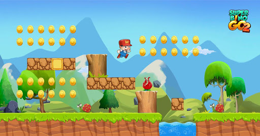 Super Bino Go 2 - Classic Adventure Platformer 1.4.8 screenshots 1