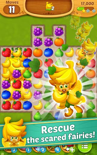 Fruits Mania : Fairy rescue  screenshots 3