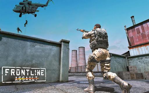 Impossible Assault Mission 3D- Real Commando Games 1.2.1 screenshots 1