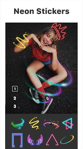 Photo Collage Maker - Photo Collage & Grid apktram screenshots 4