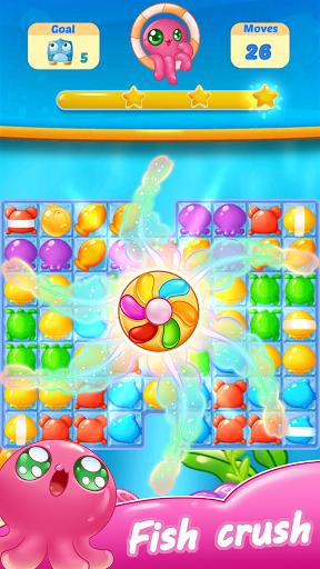 Fish Crush Puzzle Game 2021  screenshots 2