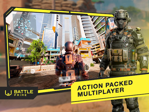Battle Prime: Online Multiplayer Combat CS Shooter filehippodl screenshot 8