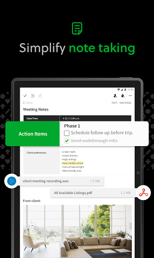 Evernote - Notes Organizer & Daily Planner apktram screenshots 17