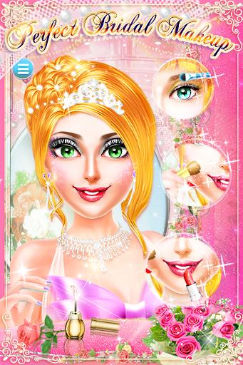 MakeUp Salon Princess Wedding - Makeup & Dress up  screenshots 1