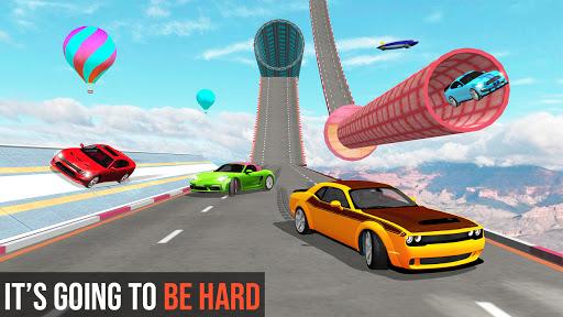 Mega Ramp Car Racing Stunts 3d Stunt Driving Games android2mod screenshots 4