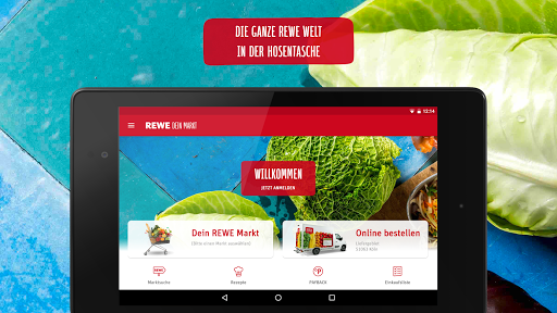 REWE - Online Shop & Mu00e4rkte 3.4.32-8 Screenshots 16