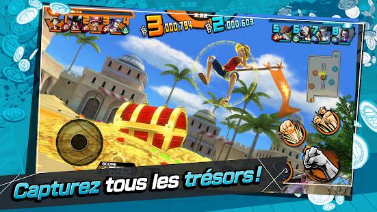 ONE PIECE Bounty Rush - Jeu de combats en équipes screenshots apk mod 2