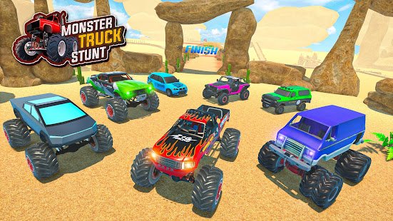 Download Mountain Climb Stunt - Off Road Car Driving Games For PC Windows and Mac apk screenshot 12