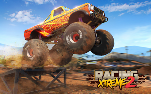 Free Racing Xtreme 2  Top Monster Truck  Offroad Fun 3