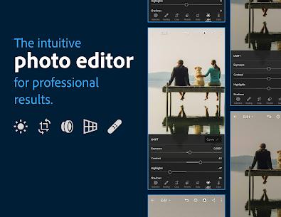 Adobe Lightroom Pro Apk Güncel 2021** 1