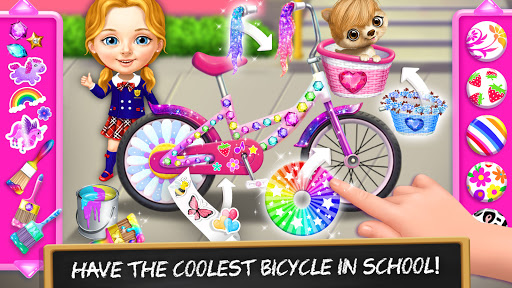 Sweet Baby Girl Cleanup 6 - School Cleaning Game  screenshots 1