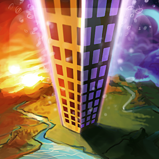 Tower to Space - Clicker Game Idle Adventure