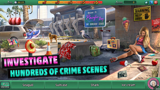 Criminal Case: Pacific Bay 2.36 Screenshots 1