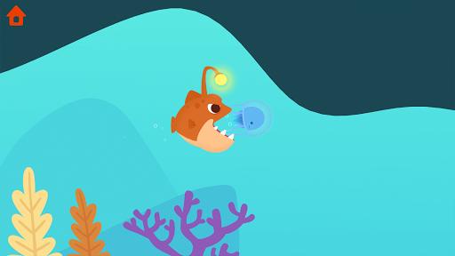 Dinosaur Aqua Adventure - Ocean Games for kids  screenshots 22