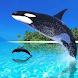 クジラのライブ壁紙 - Androidアプリ