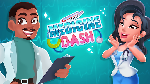 Medicine Dash - Hospital Time Management Game 1.0.6 screenshots 5