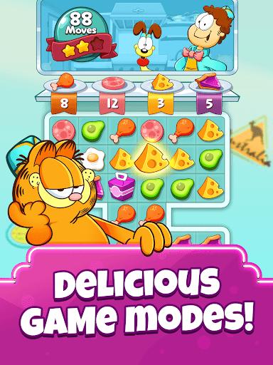 Garfield Food Truck  screenshots 11