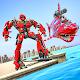 Shark Robot Transforming Games : Bike Robot Games APK