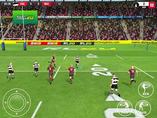 Rugby League 20 1.2.1.50 screenshots 9