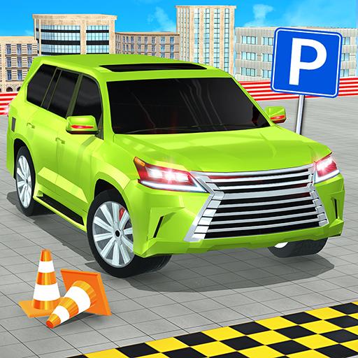 Télécharger Prado Car Parking Driving Simulator Games: Racing APK MOD (Astuce) screenshots 1