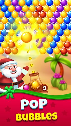Christmas Games - Bubble Shooter 2020 2.9 screenshots 2