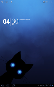 Stalker Cat Wallpaper  For Pc – Free Download – Windows And Mac 1