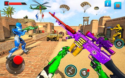Fps Robot Shooting Games – Counter Terrorist Game 1.6 screenshots 1