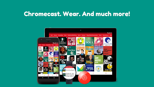 Podcast App: Free & Offline Podcasts by Player FM 4.13.0.60 Screenshots 10