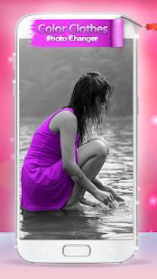 Color Clothes Photo Changer 4.0 Screenshots 4