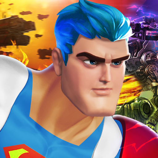 Superhero Back - Fight for Revengers