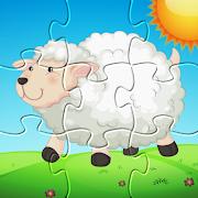 Fun Farm Puzzle Games for Kids