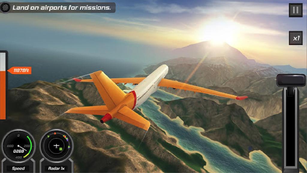 Flight Pilot Simulator 3D Free  poster 11